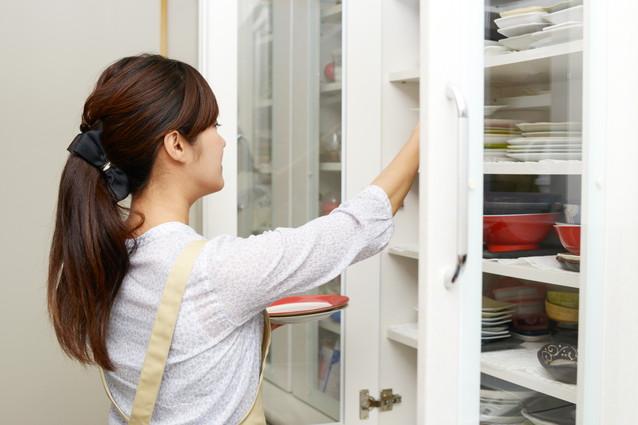 食器棚の正しい処分方法5つやかかる費用の目安を詳しく紹介